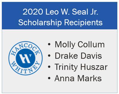 2020 Leo Seal Scholarship