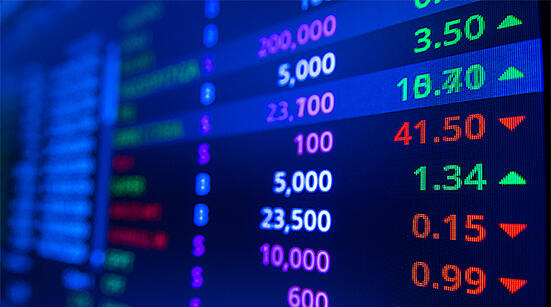Markets and Economic Update