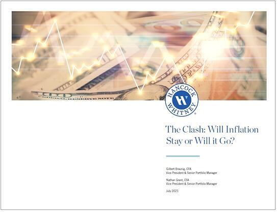 Inflation blog cover image