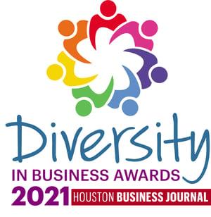 2021-Diversity in Business Logo