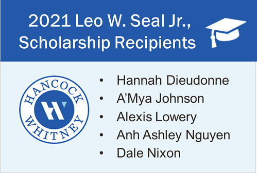 2021-Scholarship-Recipients