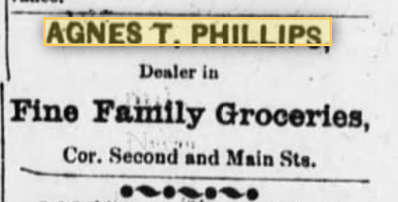 Agnes T Phillips Groceries Ad-png-1