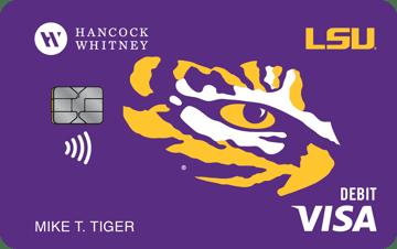 LSU Debit Card