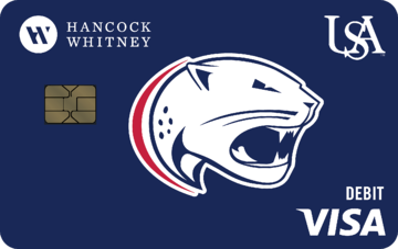 University of South Alabama Debit Card