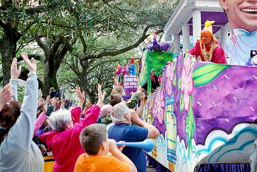 Keeping you and your money safe at Mardi Gras