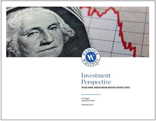 IP cover negative interest rates
