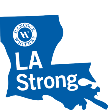 Louisiana Strong - Hurricane Ida