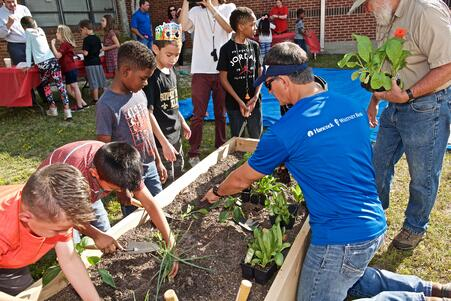 Harvesting a healthy future with the American Heart Association's Teaching Gardens