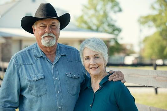 George and Nancy Richard