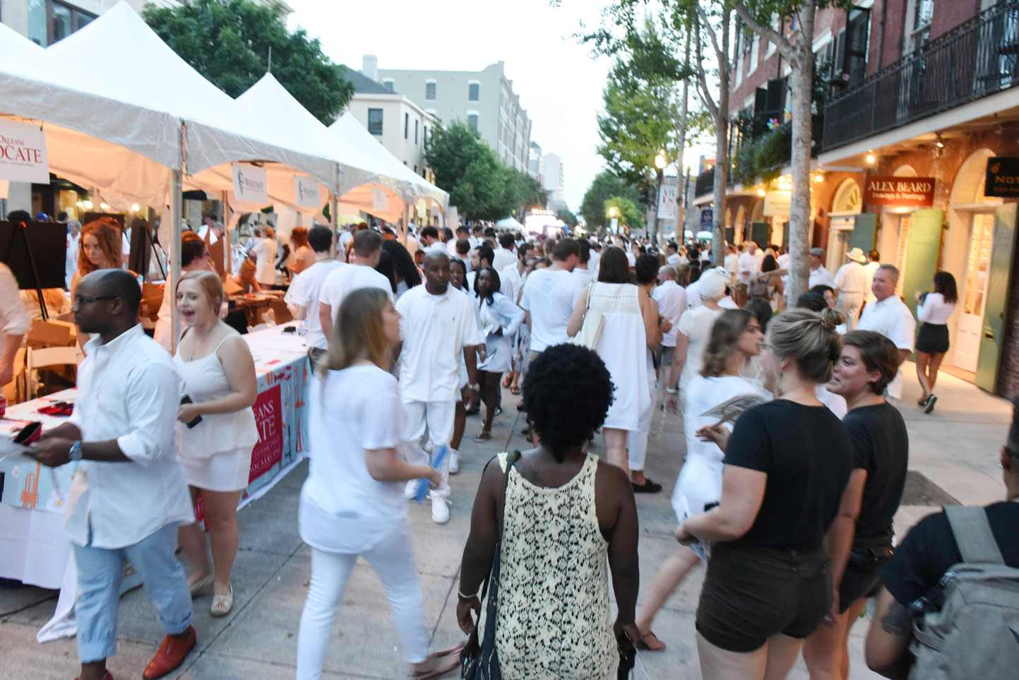 2016 Whitney White Linen Night