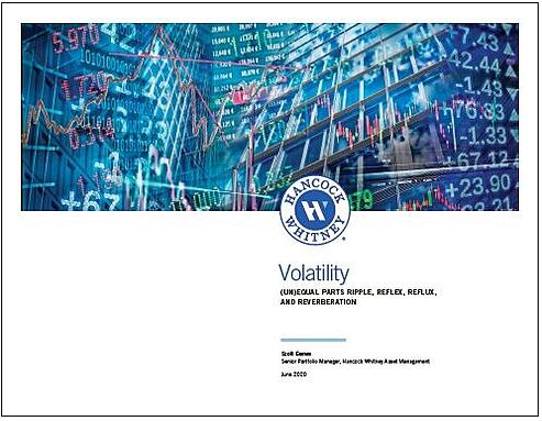 market volatility cover for blog